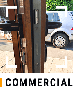 Commercial Locksmith Services in Dallas